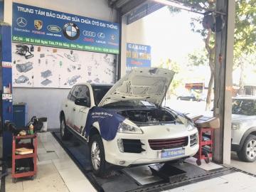 sửa chữa máy gầm ô tô tại Đà Nẵng